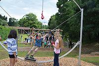 Bewegungspark im Freizeitgelände Röhrnbach